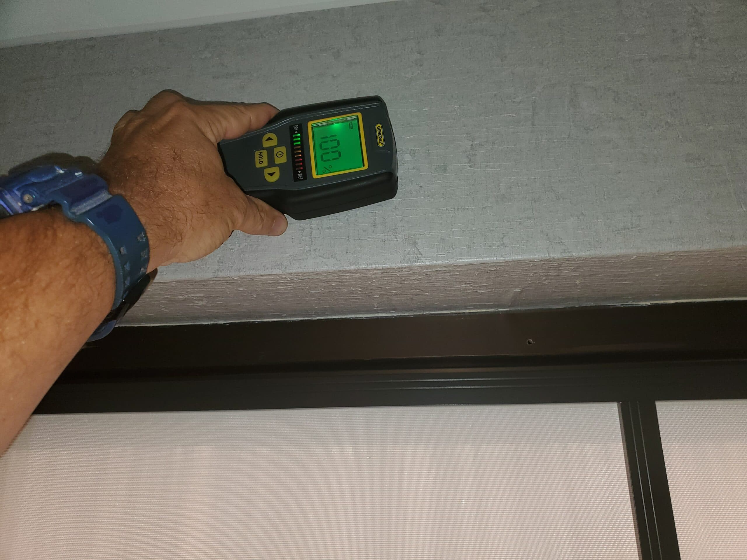 Mold Inspection Monmouth County